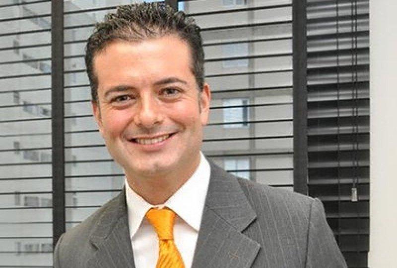 André Pousada, director de Royal Caribbean en México.