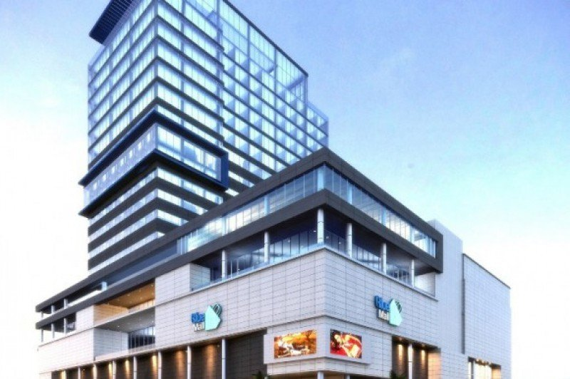 Nuevos hoteles se han construido en distintos puntos de la ciudad de Santo Domingo.