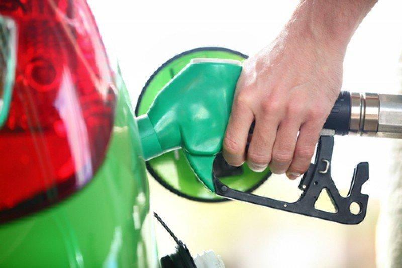 El litro de gasolina se sitúa en la actualidad en 1,456 euros. #shu#