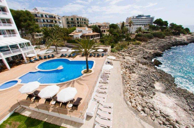 El Pierre et Vacances Mallorca Portomar, con 80 apartamentos, es uno de los inmuebles propiedad de la Sareb que gestiona la compañía.