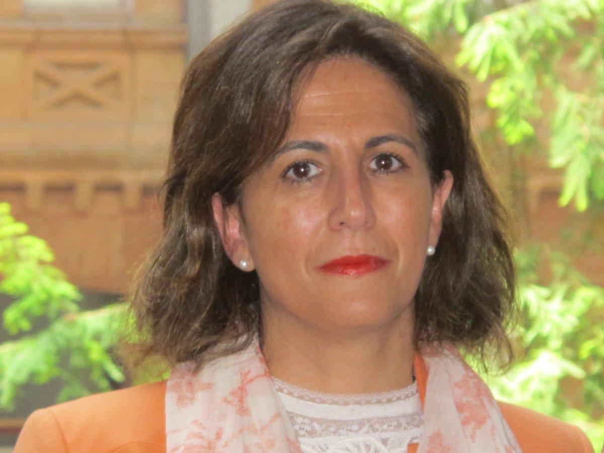 Isabel Borrego, secretaria de Estado de Turismo.