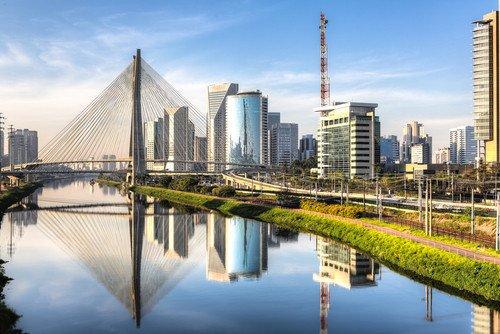 Los turistas extranjeros duplicarán el gasto previsto en Sao Paulo. #shu#