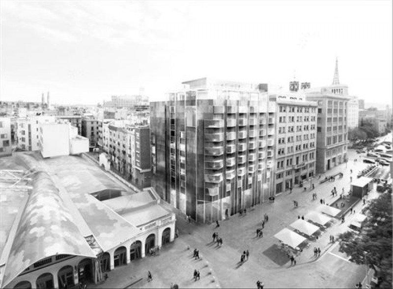 KKH Property Investors construirá un hotel de 100 habitaciones en el centro de Barcelona