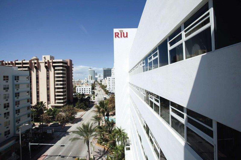 El futuro Riu Plaza Miami Beach cuenta con 284 habitaciones y disfruta de una óptima ubicación.