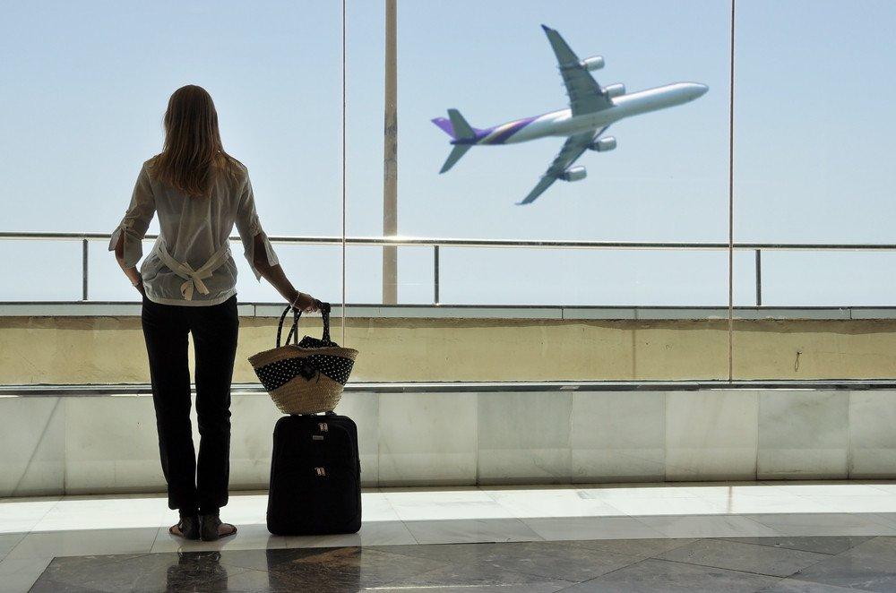 Más de la mitad las personas que viajan solos son mujeres. #shu#