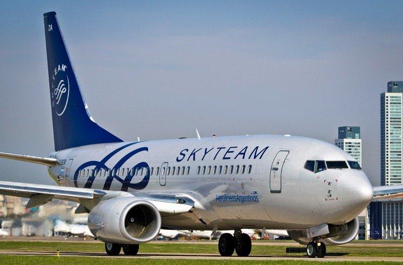 Aerolíneas Argentinas aclara que no hubo situación de riesgo en Barcelona
