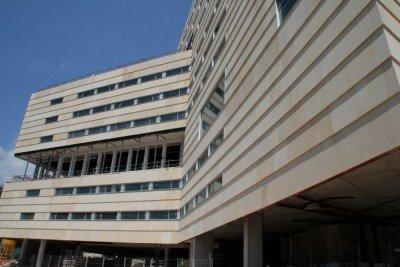 El Palacio de Congresos de Palma estará finalizado en un año.