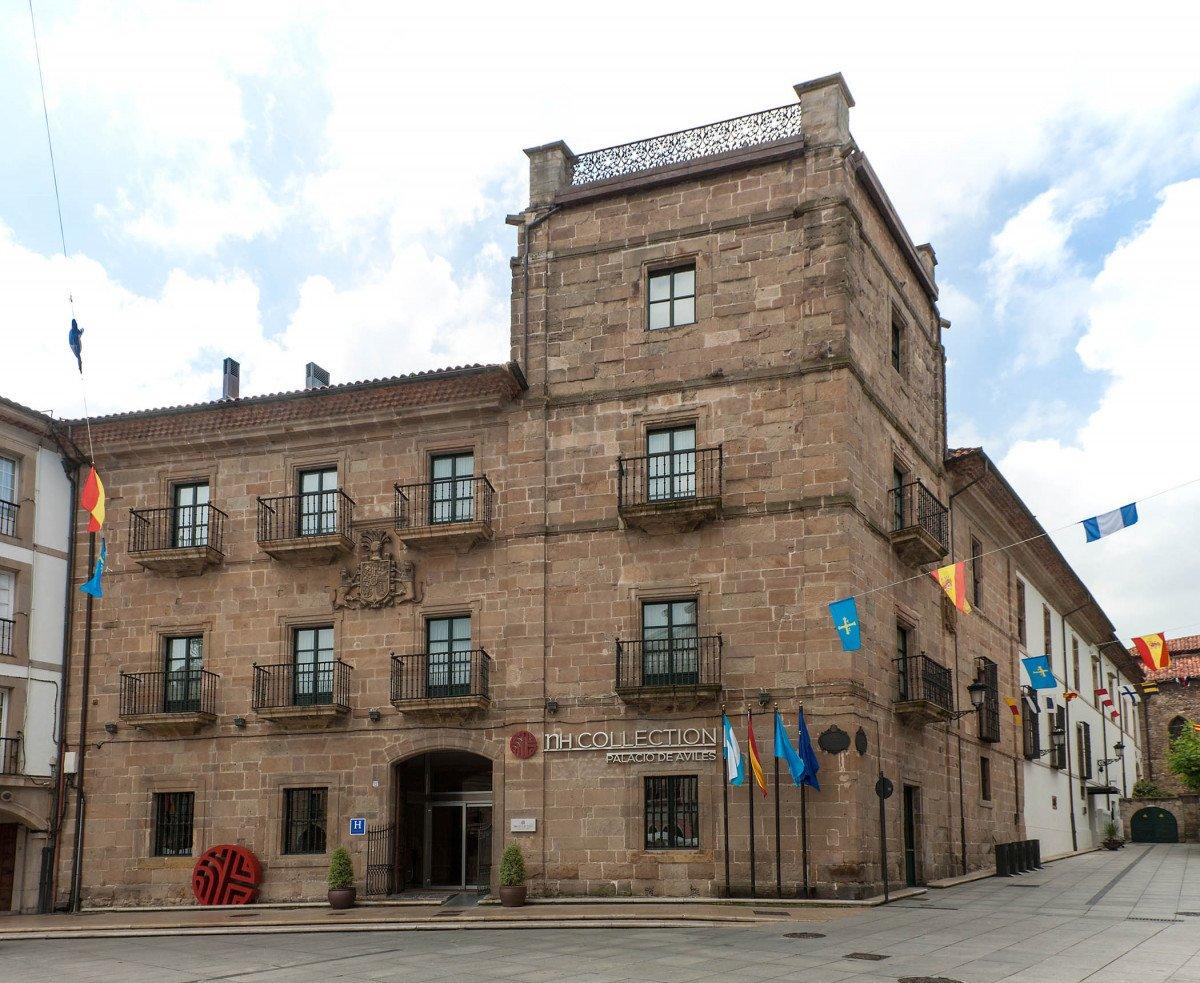 NH Collection Palacio de Avilés.
