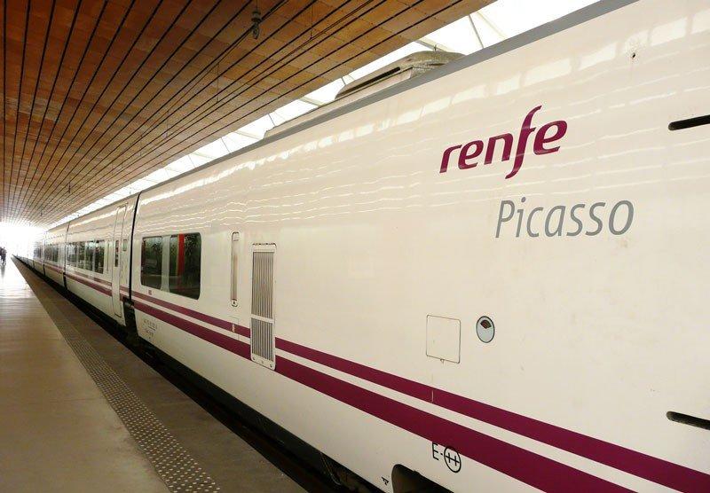 Renfe reanuda rutas de verano desde Bilbao con el tren Picasso