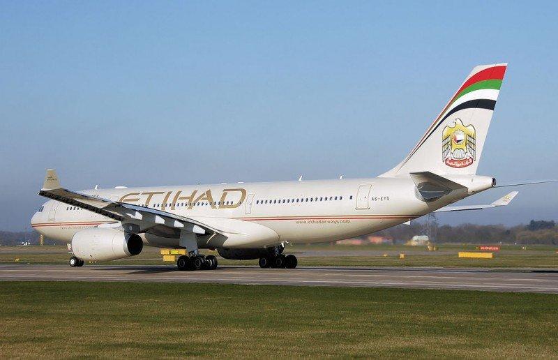 Etihad Airways unirá Madrid con Abu Dhabi