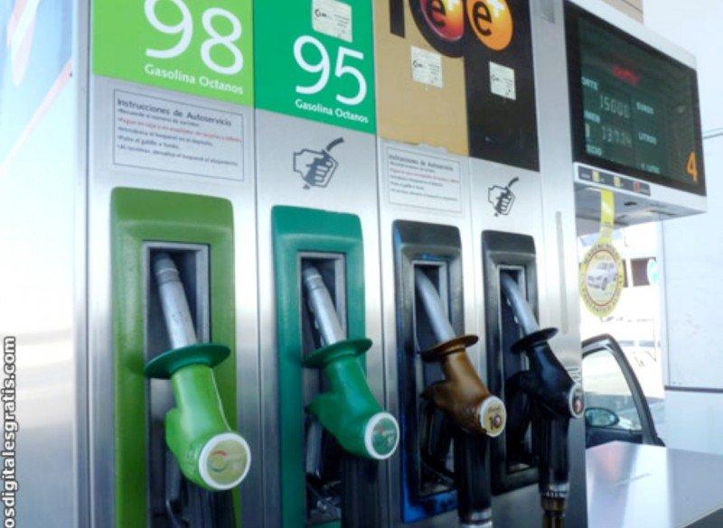 España marca el segundo mayor precio de la gasolina y octavo en gasóleo de la UE