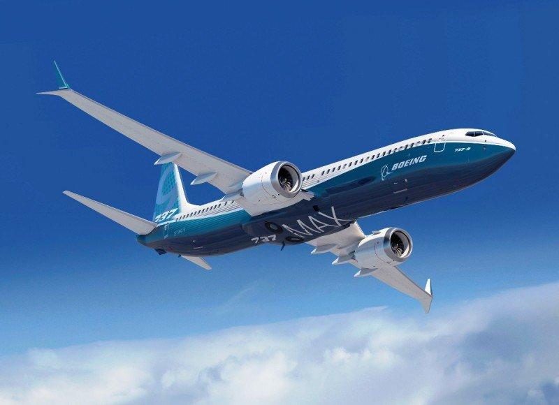 Boeing lanza la nueva versión del 737 MAX 8 con mayor capacidad