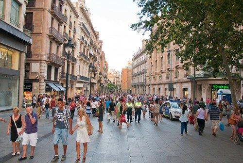 Barcelona se sitúa por encima de ciudades como París, Roma, Amsterdam o Roma. #shu#