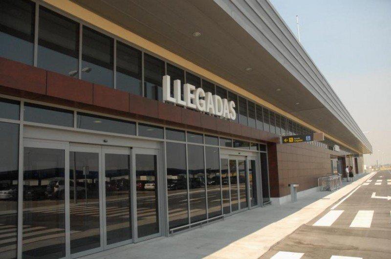 El Aeropuerto de Badajoz es reabierto como puesto fronterizo