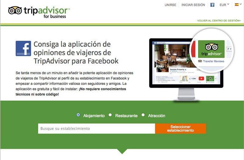 TripAdvisor y el control de los contenidos de usuario