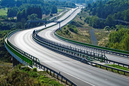 Actualmente hay nueve autopistas de peaje en concurso de acreedores en España. #shu#
