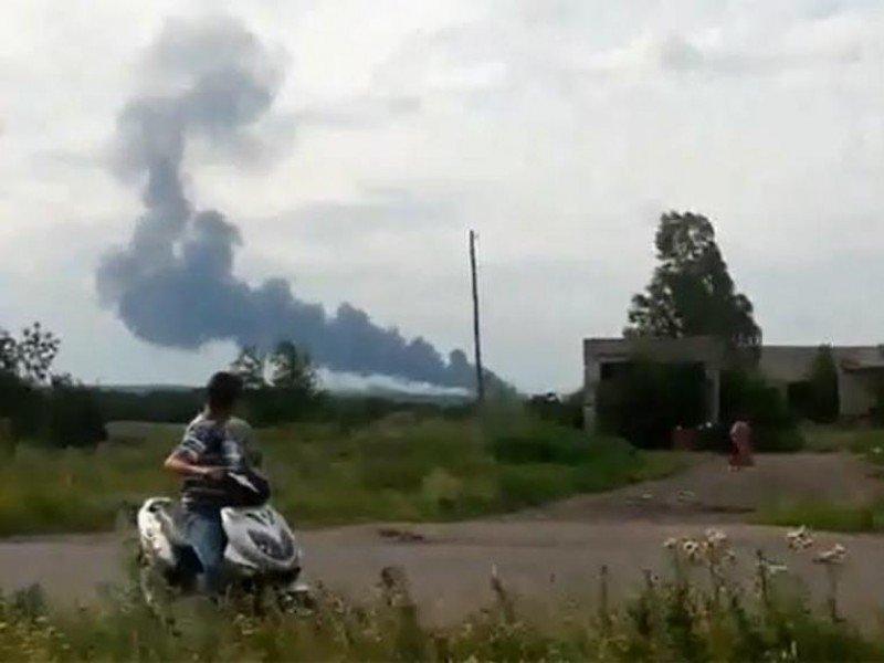 Se estrella en Ucrania un avión malasio con 298 personas a bordo