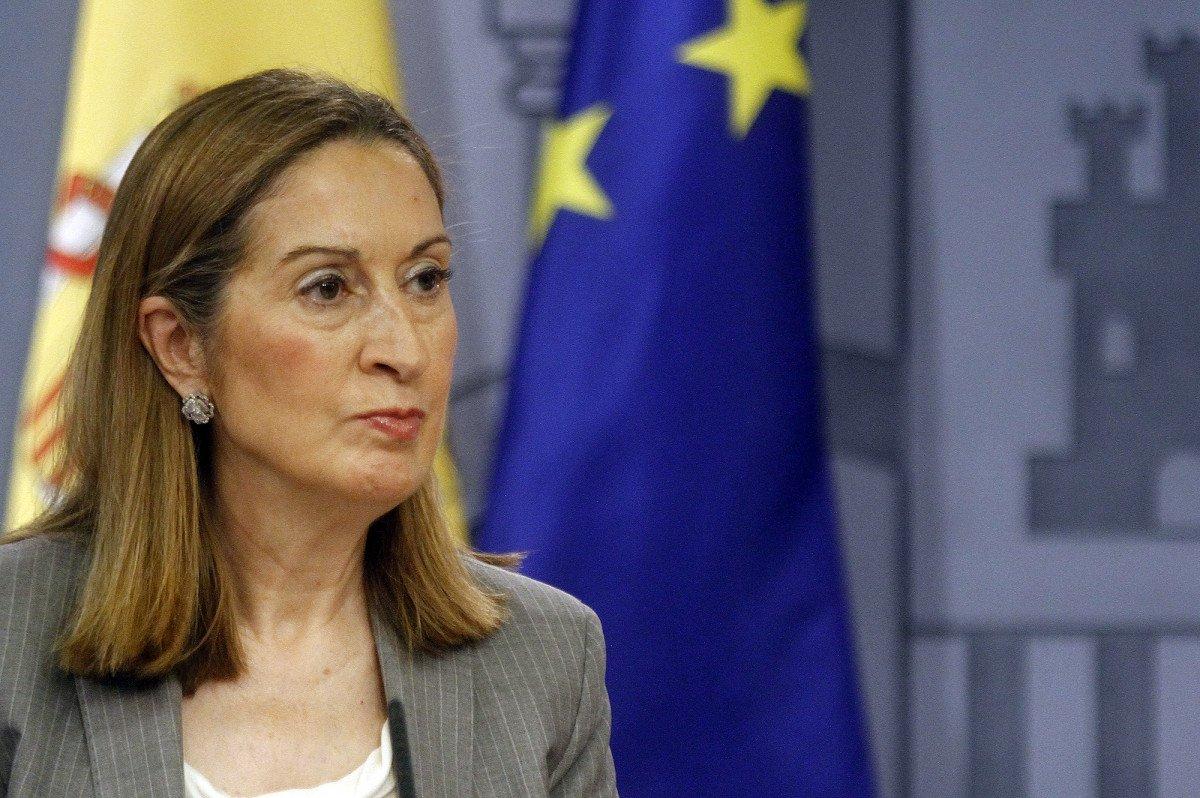Ana Pastor, ministra de Fomento.