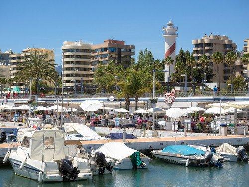 Málaga casi duplica el crecimiento nacional y andaluz en pernoctaciones. #shu#