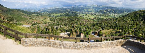 El Parque de la Naturaleza de Cabárceno espera recibir 2,2 millones de usuarios con la nueva telecabina. #shu#