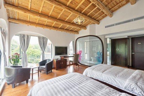 Los precios hoteleros subieron un 0,9% en junio. #shu#
