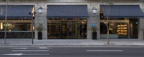 El Hotel Alexandra de Barcelona operará como Double Tree by Hilton