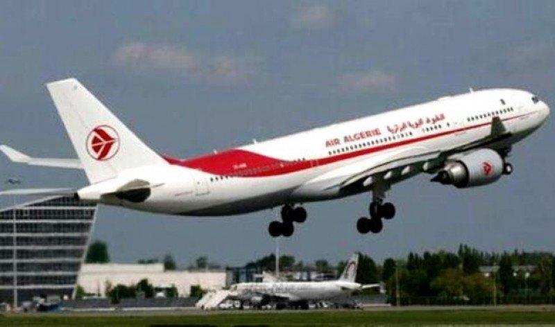 Un avión de Swiftair operado por Air Algerie desaparece del radar