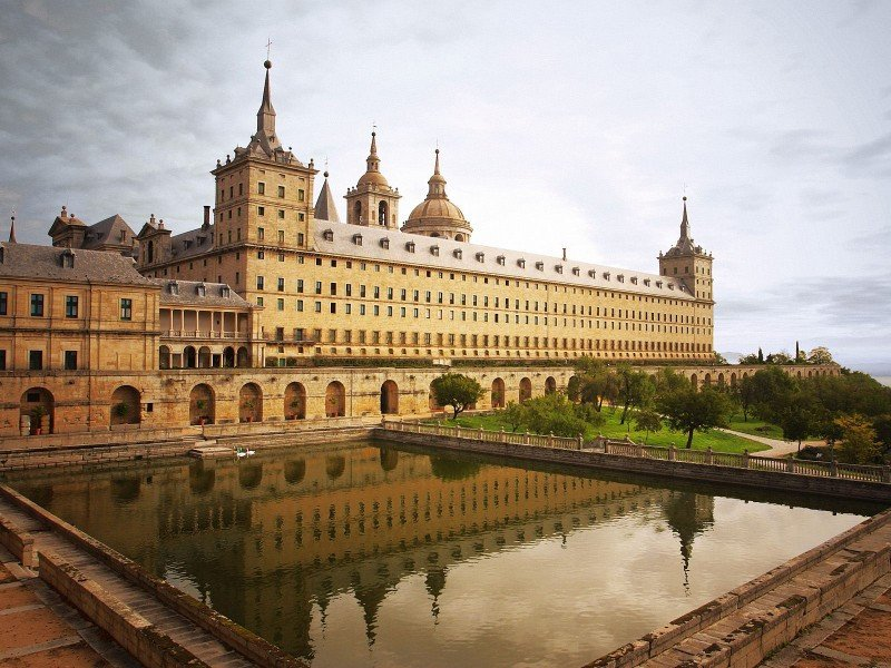 El Escorial (Madrid).