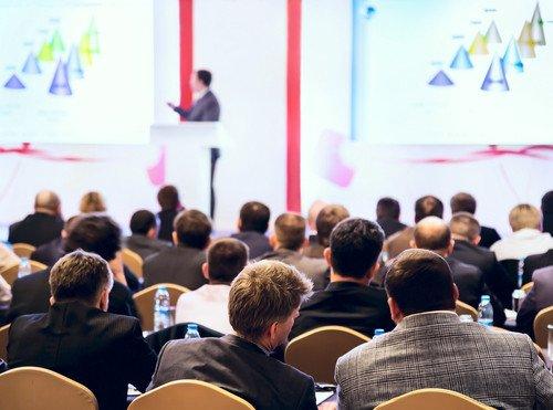 Los seminarios y jornadas constituyeron el evento más frecuente. #shu#