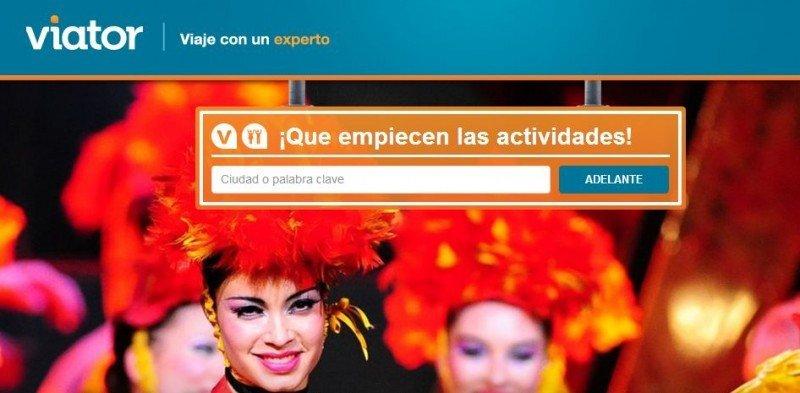Viator.com además de tours y atracciones permite ver opiniones y fotos.