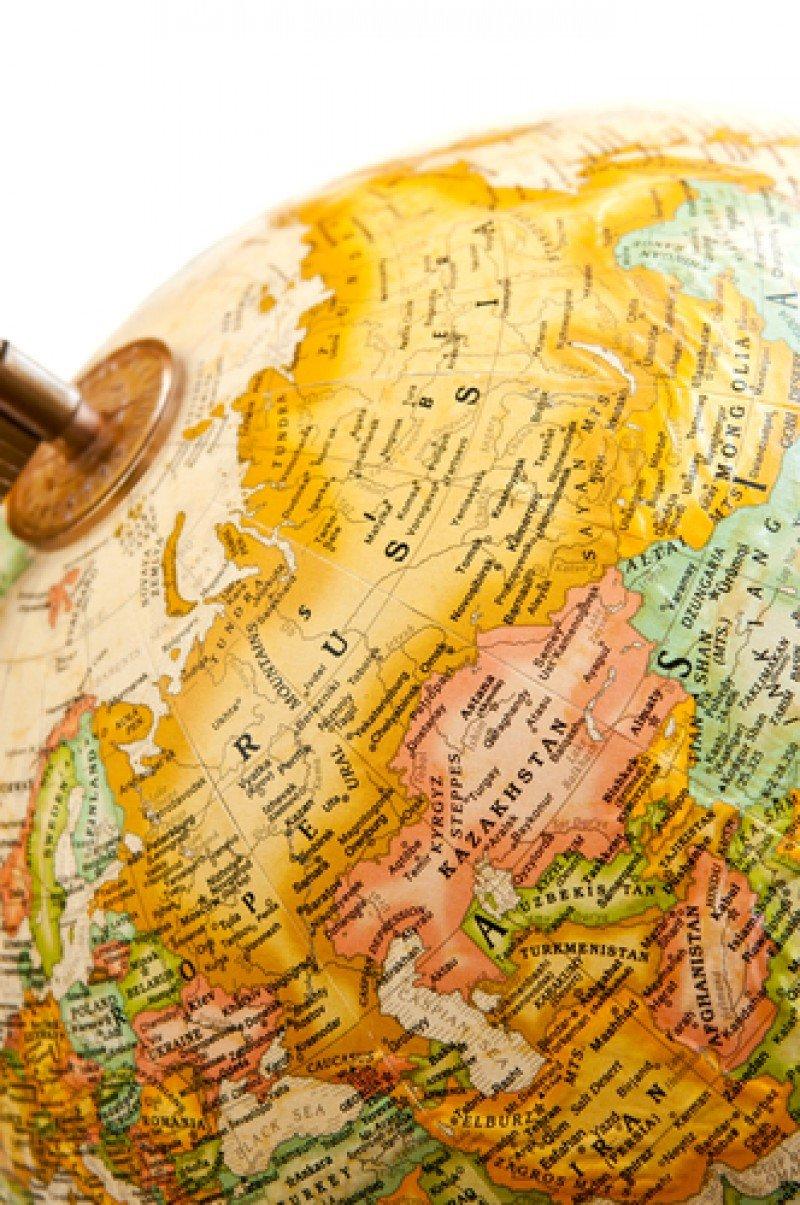 Rusia es el país más extenso del mundo. #shu#