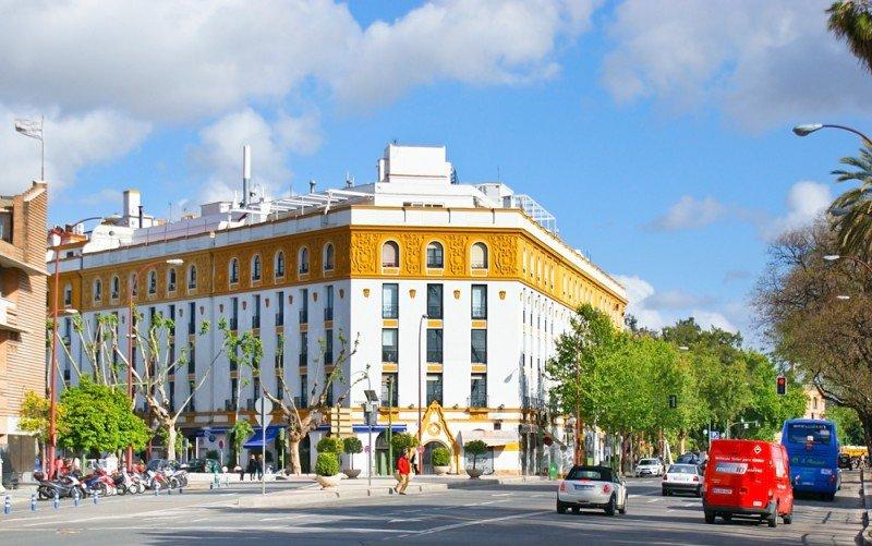 Los hoteles sevillanos quieren recuperar rentabilidad. #shu#.
