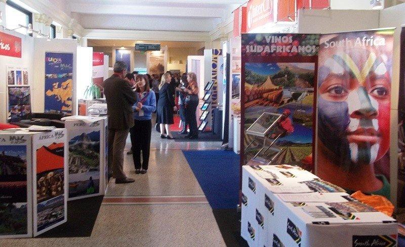 Feria VTN 2013 en el Hipódromo de Maroñas.