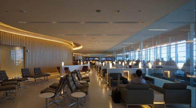 La nueva sala tiene capacidad para 124 pasajeros.