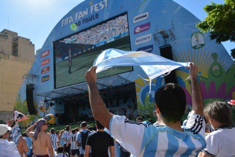 Casi el 32% de los extranjeros que visitaron Sao Paulo llegó desde Argentina.