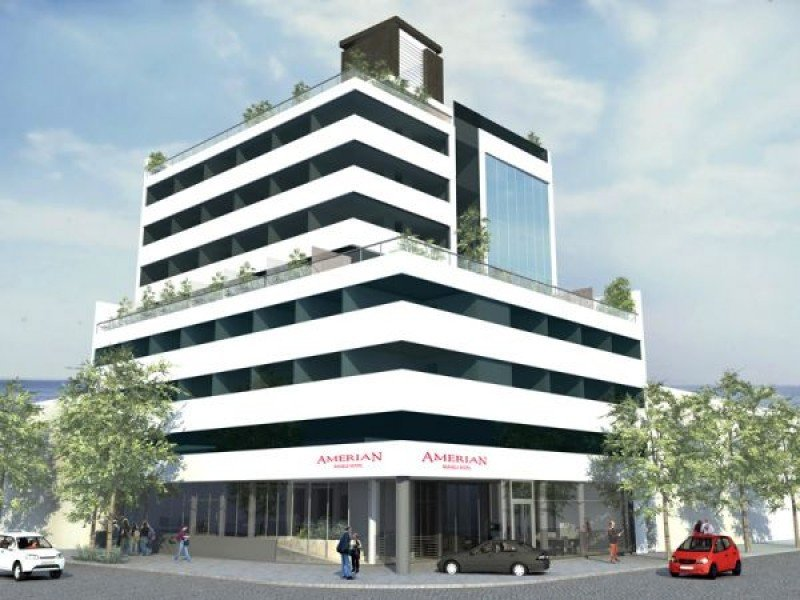 Amérian comienza a construir su hotel en Rafaela