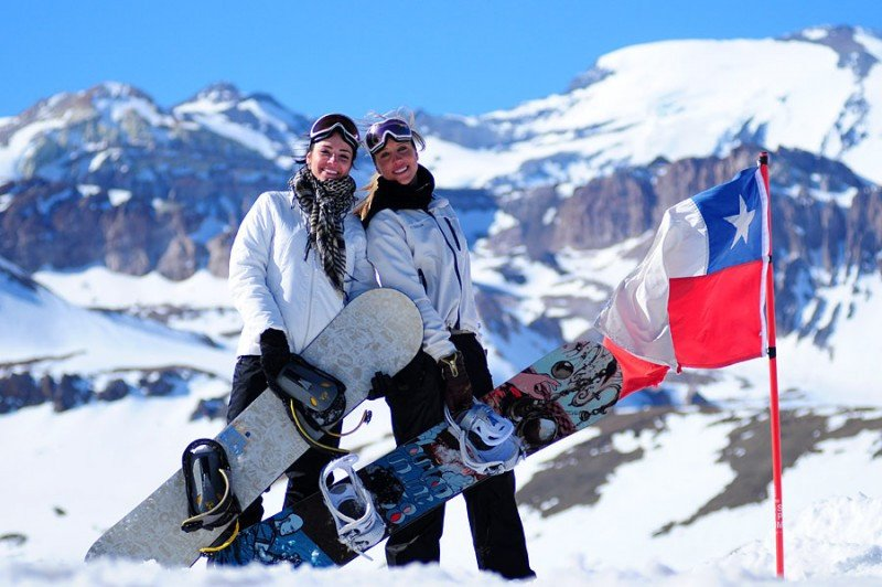 Valle Nevado tendrá nuevas pistas esta temporada.