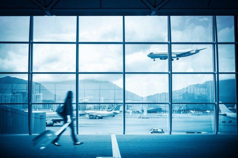 En el futuro los aeropuertos estarán automatizados y la tecnología jugará un rol determinante. #shu#