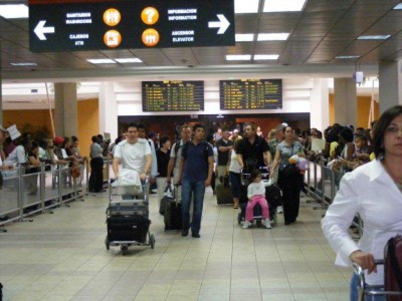 Aeropuerto Internacional de las Américas (AILA), República Dominicana.