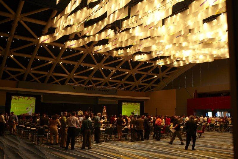 Puerto Rico Convention Center.