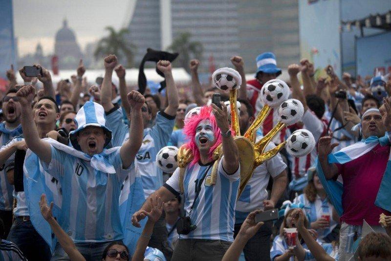 Cerca de 6.000 argentinos volaron a Sao Paulo entre martes y miércoles
