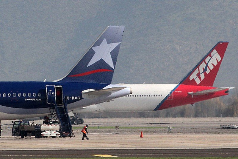 Latam Airlines aumentó 1,4% sus pasajeros en el primer semestre