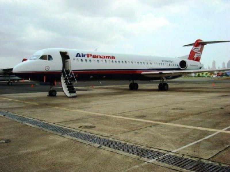Air Panamá inició las operaciones de su vuelo directo hacia Medellín