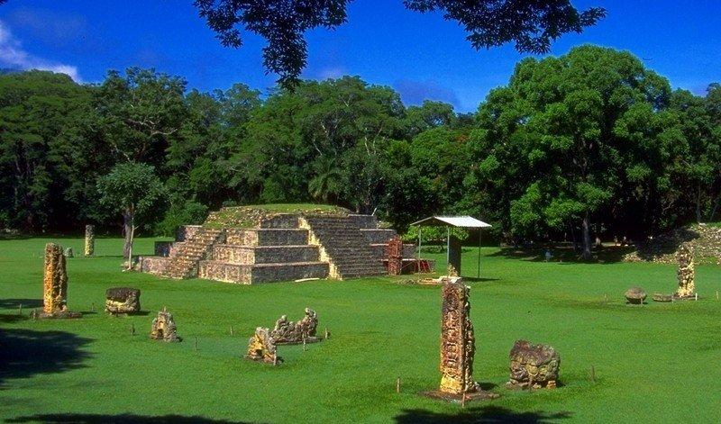 Copán Ruinas.
