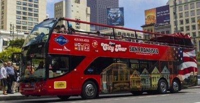 Operador catalán asume gestión del bus turístico de la ciudad de San Francisco