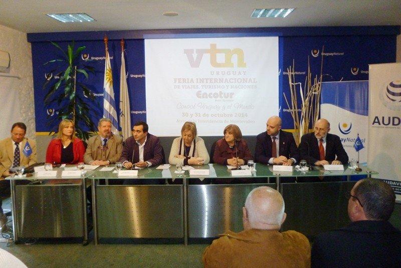 Lanzamiento de la feria VTN.