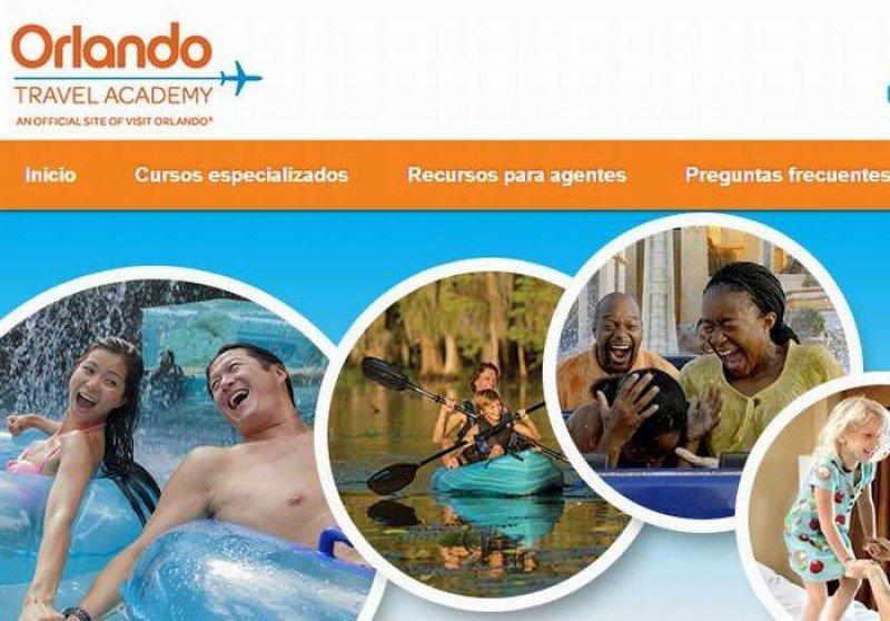 Orlando ofrece capacitación online gratuita a agentes de viajes