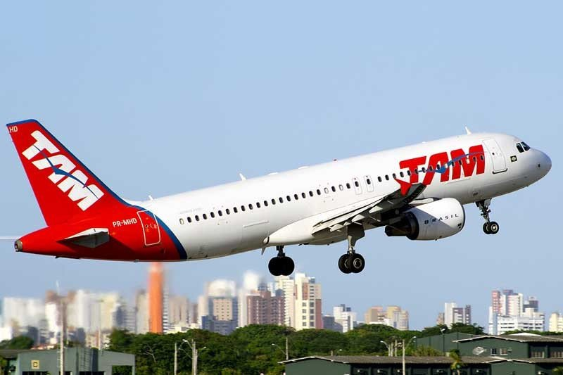 TAM transportó 3 millones de pasajeros durante el Mundial de Brasil
