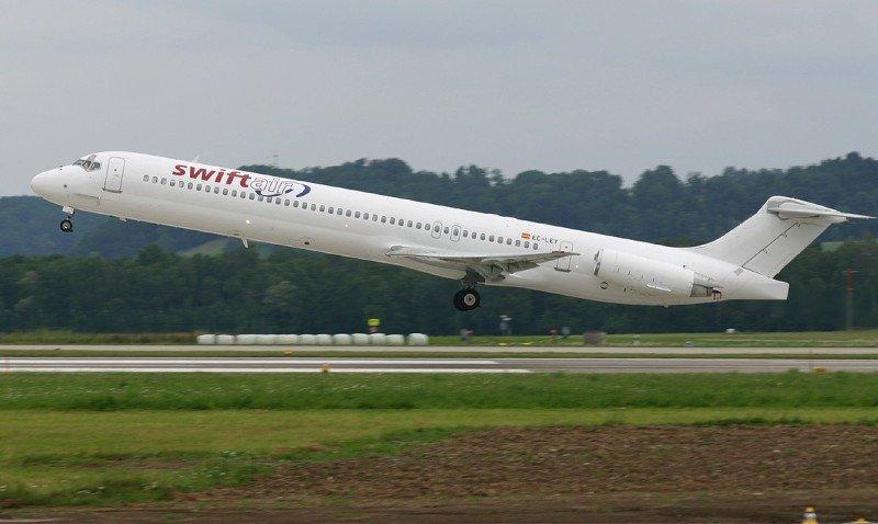 El avión accidentado es un MD-83 fletado por Air Algérie.