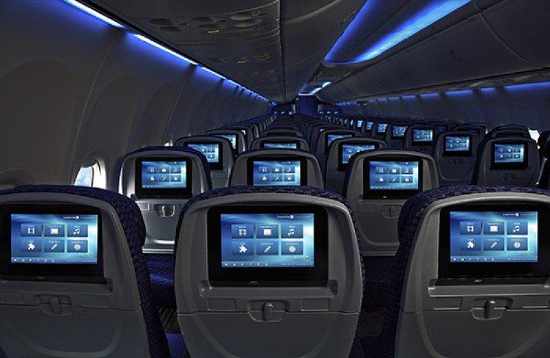 Todos los vuelos entre Panamá y Montevideo serán operados con aviones Boeing 737-800 Premium.